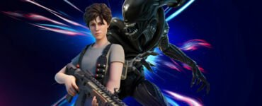 Ripley and Alien Xenomorph Join Fortnite