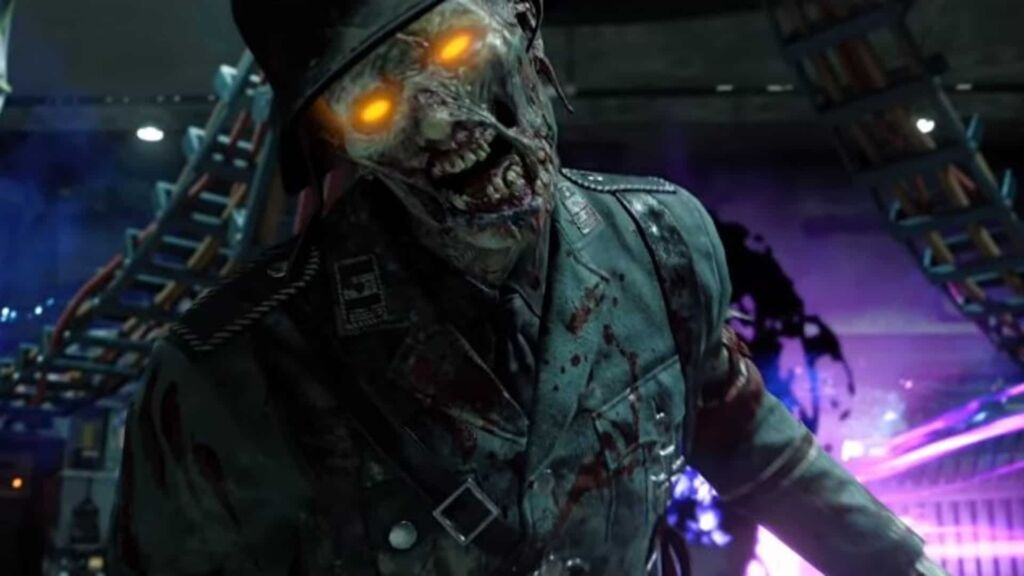 There is a Zombie Mode in Call of Duty Warzone Season 2?