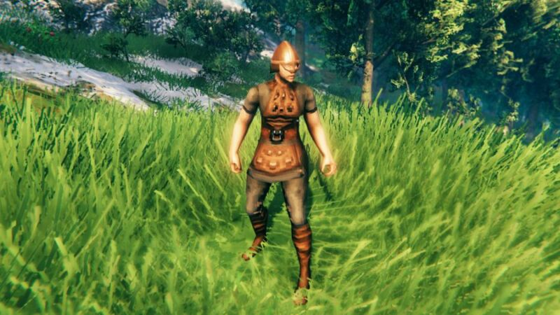 Best Armor in Valheim, Valheim Leather Armor