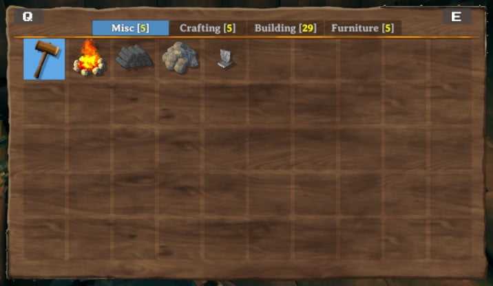 how to craft a chest in valheim 3