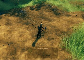 how to craft a hoe in valheim