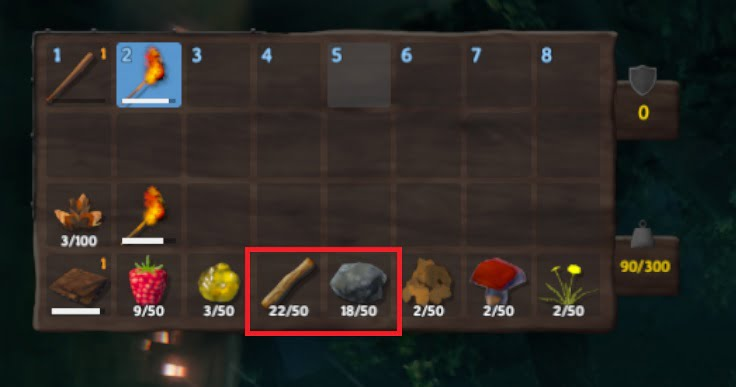 how to craft stone axe in valheim 3