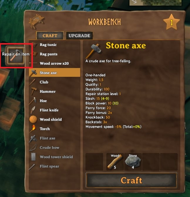 how to repair in valheim 5