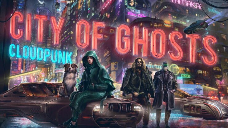 Cloudpunk Sequel Sized Dlc City Of Ghosts Announced