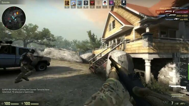 Counter Strike Global Offensive Shortly Disappears From Steam