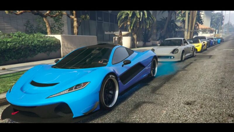 How to Trade Cars in GTA Online