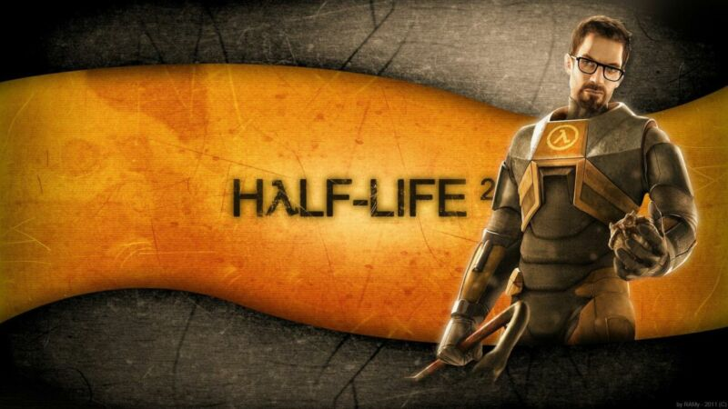 Best PC Video Games, Half Life 2