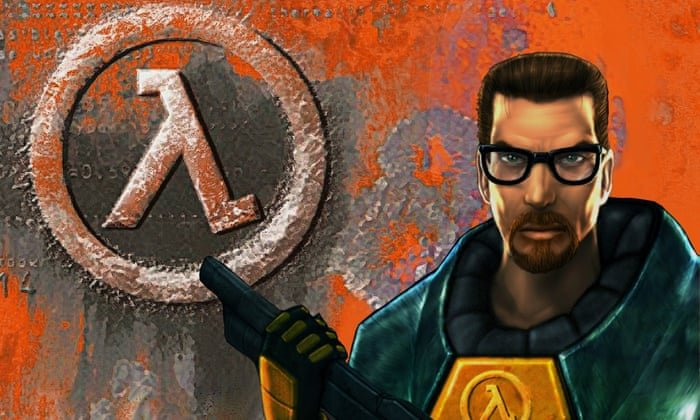 Best PC Video Games, Half Life
