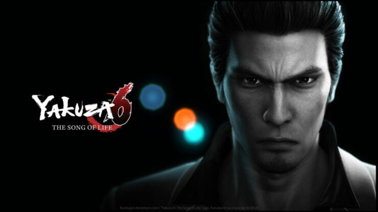 System Requirements to Play Yakuza 6 The Song of Life
