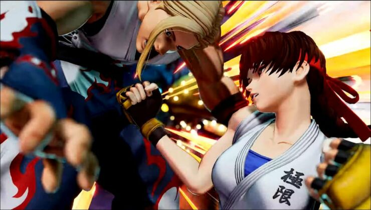 Yuri Sakazaki Is Coming To King Of Fighters 15