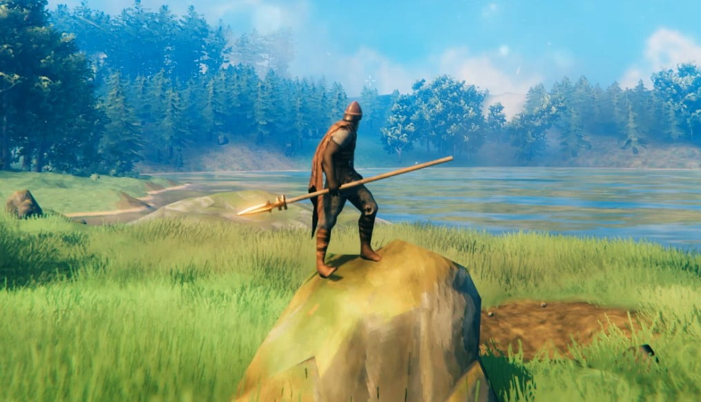 How To Make Bronze Spear In Valheim