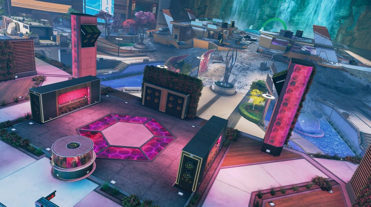 Apex Legends Legacy Arena Mode Inspired By Auto Chess Game