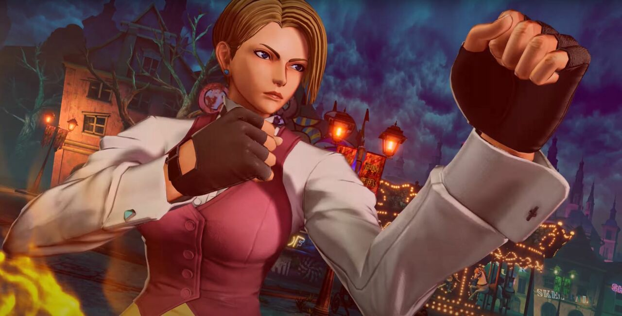 King Of Fighters 15 Premieres Trailer For King