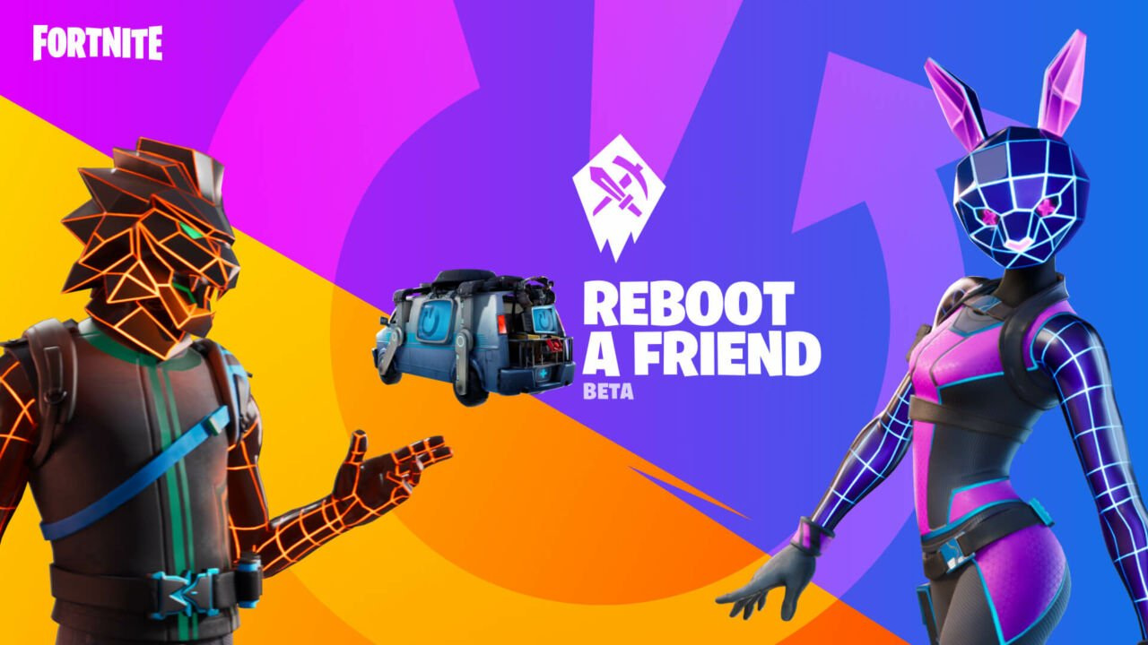 Reboot A Friend Fortnite Explanation