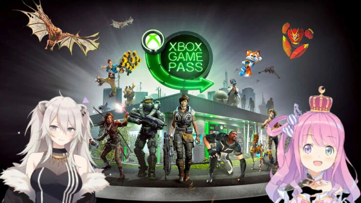Xbox Hires Virtual Youtuber To Promote Game Pass In Japan