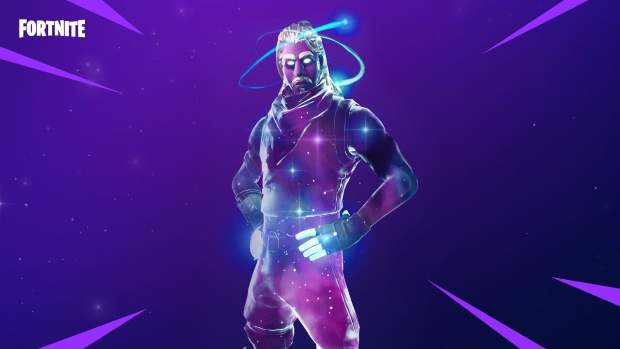 How To Get Galaxy Skin In Fortnite