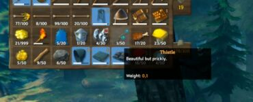 How To Get Thistle In Valheim 3